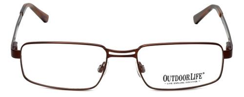 Outdoor Life Designer Eyeglasses OL836M-183 in Brown 54mm :: Progressive