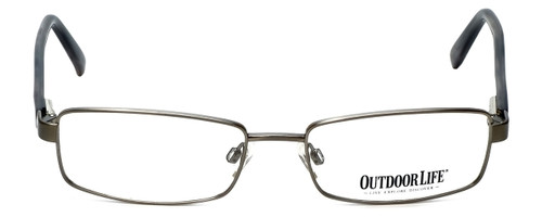 Outdoor Life Designer Reading Glasses OL820T in Gunmetal 54mm