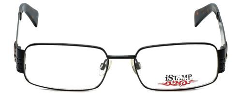 iStamp Designer Eyeglasses XP603M-021 in Black 55mm :: Rx Single Vision