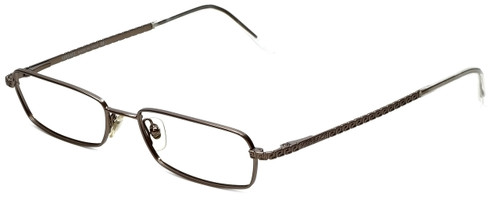 Versace Designer Eyeglasses 1018-1022 in Antique Bronze 51mm :: Custom Left & Right Lens