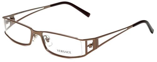Versace Designer Reading Glasses 1095-1013 in Copper 52mm