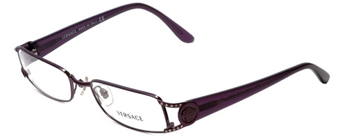Versace Designer Reading Glasses 1104B-1178 in Plum 50mm