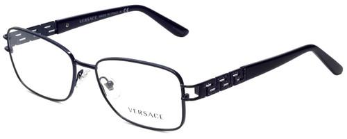 b00d90eca7d Versace Designer Eyeglasses 1229B-1360 in Eggplant 53mm    Custom Left    Right Lens
