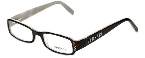 8c31b481f7e Versace Designer Eyeglasses 3081B-588-49 in Tortoise 49mm    Rx Single  Vision
