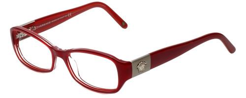 f8282be0e05 Versace Designer Eyeglasses 3135-878 in Red 51mm    Rx Bi-Focal