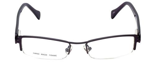 Moda Vision Designer Eyeglasses E3108-PUR in Purple 49mm :: Custom Left & Right Lens