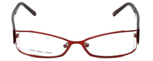 Moda Vision Designer Eyeglasses FG6501E-RED in Red 53mm :: Custom Left & Right Lens