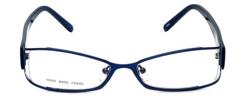 Moda Vision Designer Eyeglasses FG6501E-BLU in Blue 53mm :: Rx Single Vision