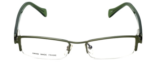 Moda Vision Designer Eyeglasses E3108-GRN in Green 49mm :: Progressive