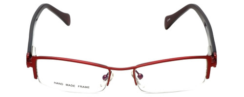 Moda Vision Designer Eyeglasses E3108-RED in Red 49mm :: Progressive