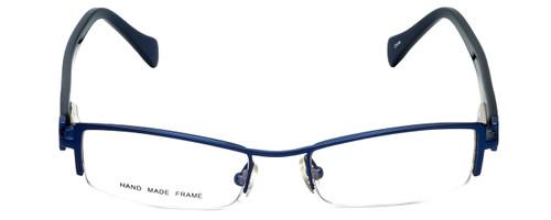 Moda Vision Designer Reading Glasses E3108-BLU in Blue 49mm