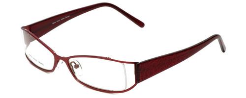 Moda Vision Designer Reading Glasses FG6501E-RED in Red 53mm