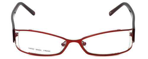 Moda Vision Designer Reading Glasses FG6501E-RED in Red 53mm