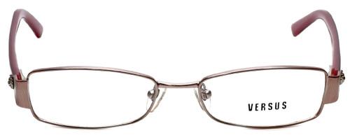 Versus by Versace Designer Eyeglasses 7042-1056-52 in Pink 52mm :: Rx Bi-Focal