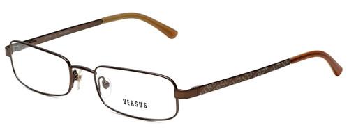 Versus by Versace Designer Reading Glasses 7039-1006 in Bronze 52mm