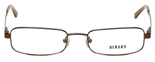 Versus by Versace Designer Reading Glasses 7039-1006 in Bronze 52mm