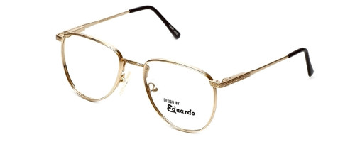 Regency Designer Reading Glasses Dover in Gold 52mm