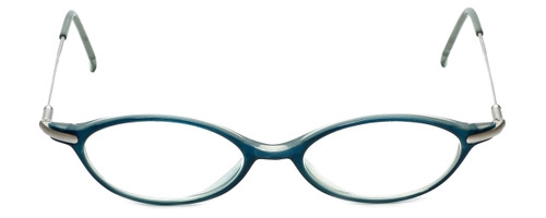 Ellen Tracy Designer Eyeglasses ET3004-TL in Teal 47mm :: Custom Left & Right Lens