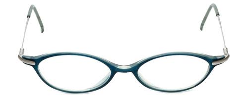 Ellen Tracy Designer Eyeglasses ET3004-TL in Teal 47mm :: Custom Left & Right Lens