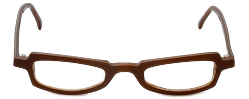 Ellen Tracy Designer Eyeglasses ET3011-BRN in Brown 47mm :: Custom Left & Right Lens