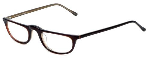 Ellen Tracy Designer Eyeglasses ET3000-ROBE in Red 50mm :: Rx Single Vision