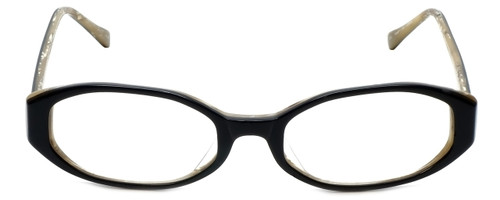 Ellen Tracy Designer Reading Glasses ET3002-BKDA in Black 52mm