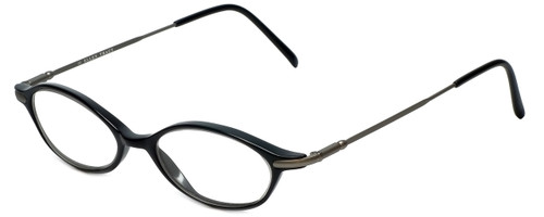Ellen Tracy Designer Reading Glasses ET3004-BLK in Black 47mm