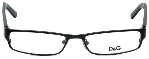 Dolce & Gabbana Designer Reading Glasses DG5034-064 in Black 52mm