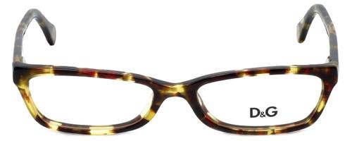 Dolce & Gabbana Designer Eyeglasses DG1189-814 in Dark Havana 52mm :: Custom Left & Right Lens