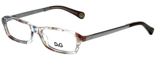 Dolce & Gabbana Designer Reading Glasses DG1217-1877 in Multi 49mm