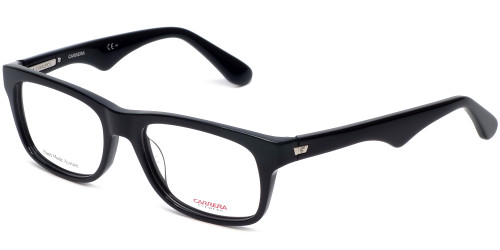 Carrera Designer Reading Glasses CA6609-807 in Black 53mm