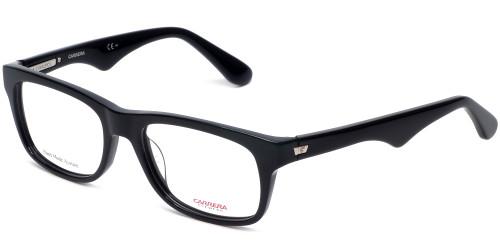 Carrera Designer Reading Glasses CA6609-807 in Black 53mm