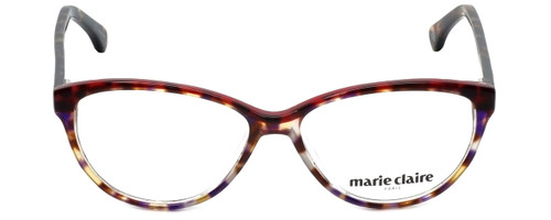 Marie Claire Designer Eyeglasses MC6201-TRE in Tortoise Red 53mm :: Custom Left & Right Lens