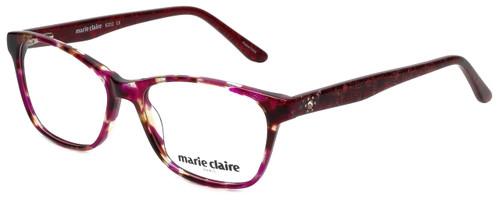 Marie Claire Designer Eyeglasses MC6202-LAV in Lavender Mix 52mm :: Progressive