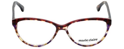 Marie Claire Designer Eyeglasses MC6201-TRE in Tortoise Red 53mm :: Rx Bi-Focal