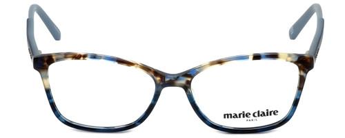 Marie Claire Designer Eyeglasses MC6209-BLA in Blue Amber 52mm :: Rx Bi-Focal