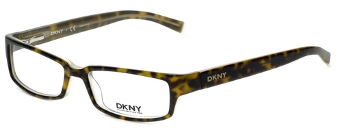 DKNY Designer Eyeglasses DY4561-3020 in Tortoise 52mm :: Rx Single Vision