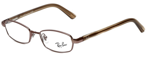 Ray-Ban Designer Reading Glasses RB1024-4006 in Brown 44mm