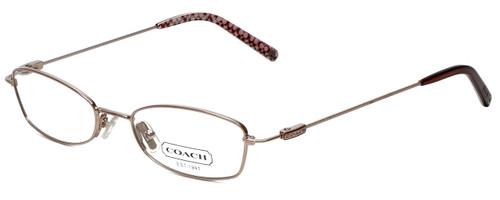 Coach Designer Reading Glasses HC308-Rose in Rose Gold 48mm