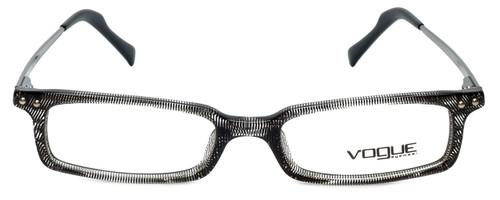 Vogue Designer Eyeglasses VO2380-1265 in Black Screen 48mm :: Custom Left & Right Lens