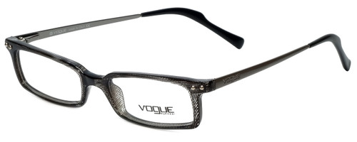 Vogue Designer Eyeglasses VO2380-1265 in Black Screen 48mm :: Custom Left & Right Lens