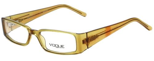 Vogue Designer Eyeglasses VO2557B-1663 in Brown 49mm :: Custom Left & Right Lens