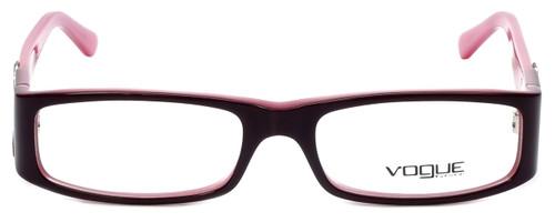 Vogue Designer Eyeglasses VO2543-1632 in Purple Pink 51mm :: Rx Single Vision