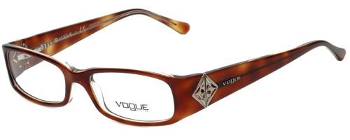 Vogue Designer Reading Glasses VO2504-1471 in Brown 49mm