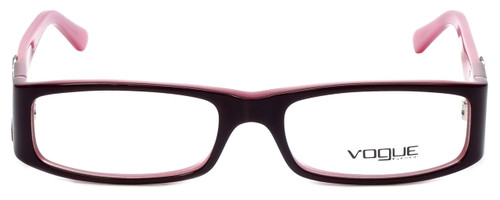 Vogue Designer Reading Glasses VO2543-1632 in Purple Pink 51mm