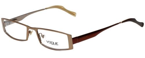 Vogue Designer Reading Glasses VO3578-811 in Gold 51mm