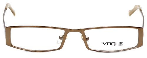 Vogue Designer Reading Glasses VO3578-811 in Gold 51mm