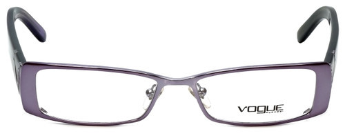 Vogue Designer Eyeglasses VO3692-612 in Lavender Olive 50mm :: Custom Left & Right Lens