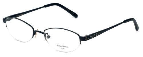 Vera Wang Designer Reading Glasses Glitter in Black 50mm