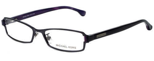 39e42d58118f Michael Kors Designer Eyeglasses MK313-506 in Plum 52mm :: Custom Left &  Right. Quick view